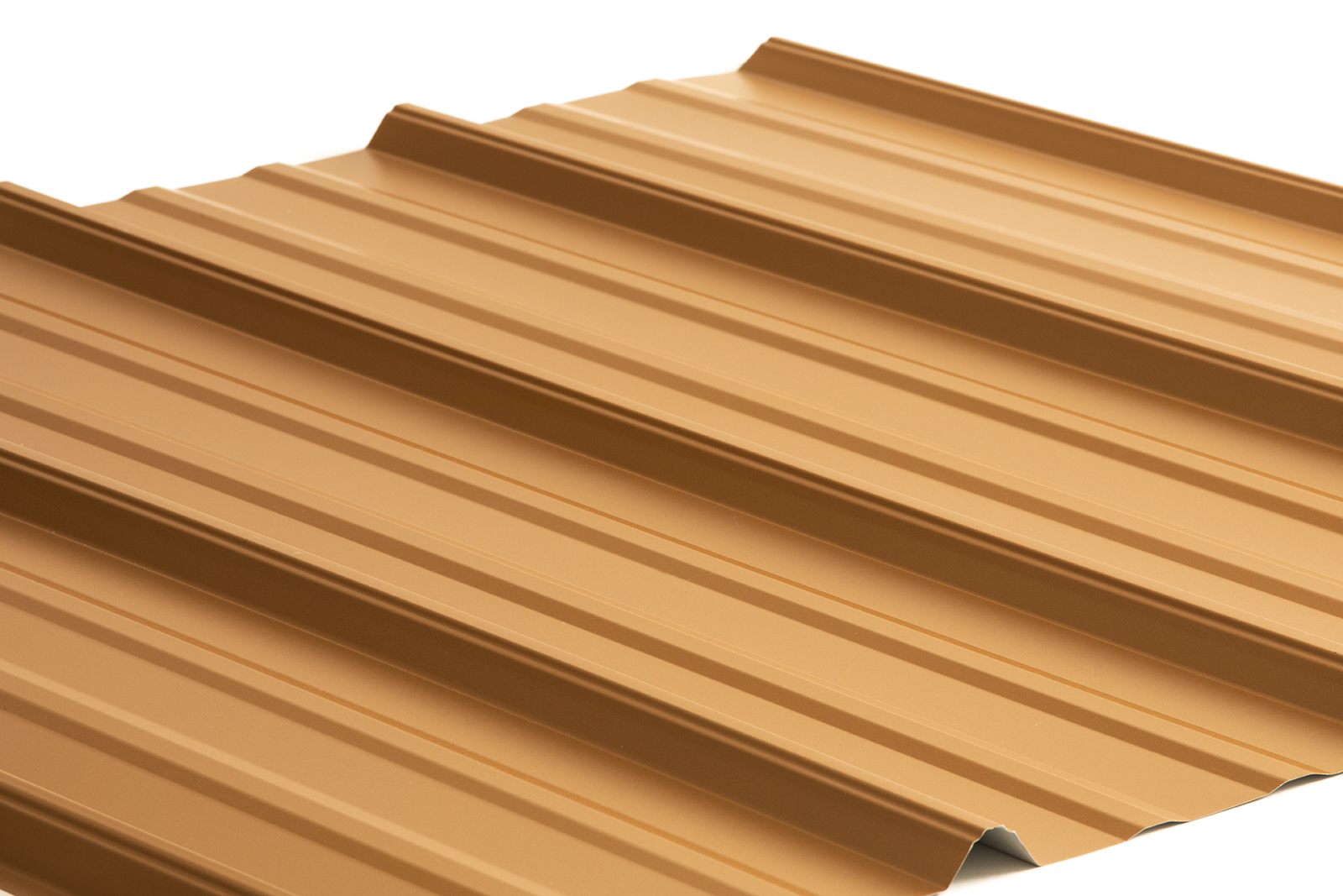 Classic Metal Rib Roofing Material