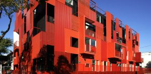 Metal Building Project Formosa made from T16E Material