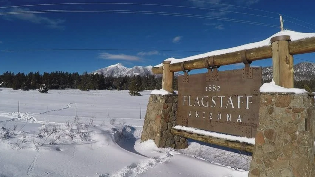 Flagstaff, Arizona Mountain Peaks Metal Roofing Supplier