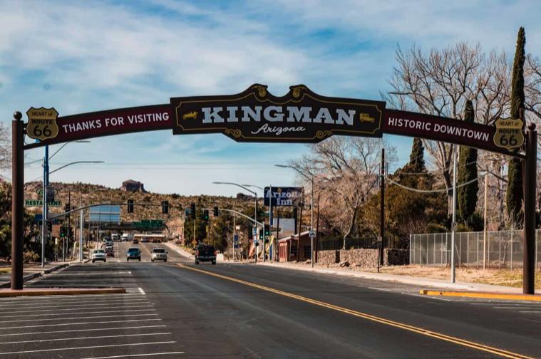 Downtown Kingman Arizona Metal Roofing Supplier