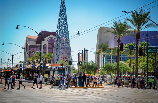 Downtown Mesa AZ