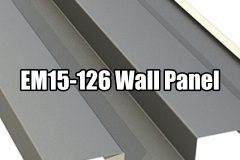 EM15-126 WALL PANEL